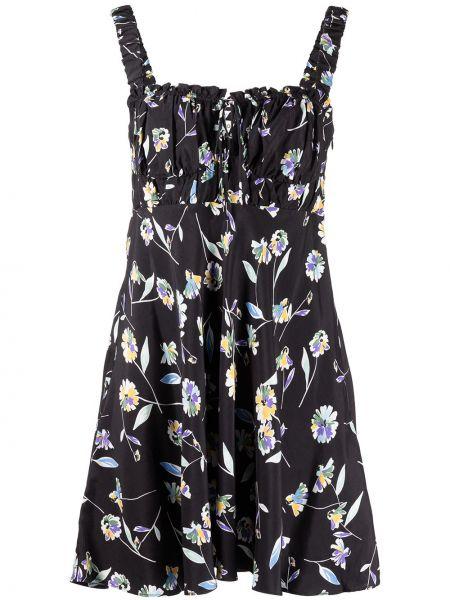 Платье в цветочный принт Nicholas