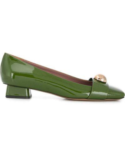 Туфли-лодочки с квадратным носком на каблуке Rayne