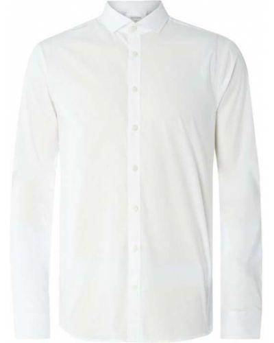 Biała koszula bawełniana Tiger Of Sweden