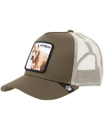 Bawełna bawełna czapka z daszkiem Goorin Bros