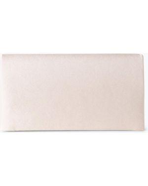 Beżowa kopertówka elegancka Apriori