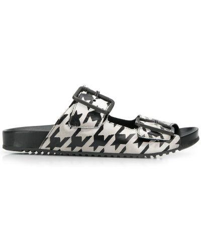 Черные сандалии Rundholz Black Label
