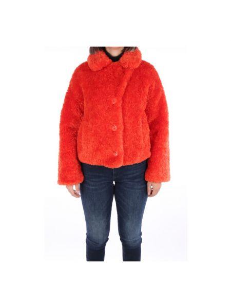 Czerwony płaszcz Oof Wear