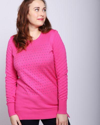 Пуловер розовый Eugen Klein