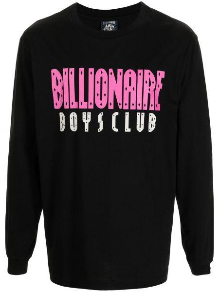 Черный прямой топ Billionaire Boys Club