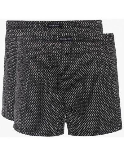 Черные шорты Torro