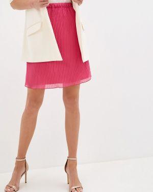 Плиссированная юбка розовая Olesya Zubova