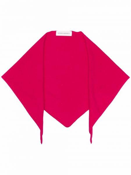Z kaszmiru szalik - różowy Extreme Cashmere