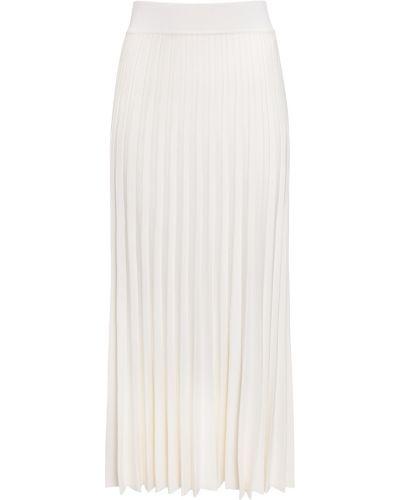 Biała spódnica Gabriela Hearst