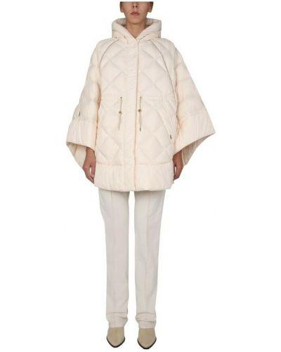 Narzutka z kapturem - biała Woolrich