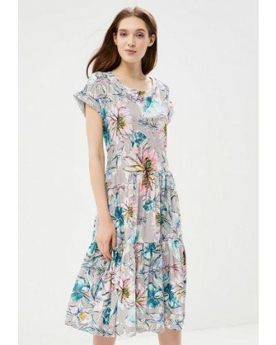 Серое платье Madam T
