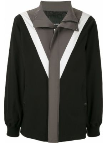 Czarna kurtka z nylonu Loveless