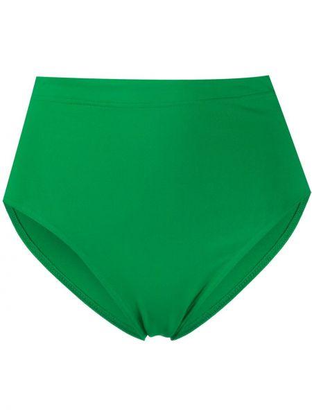 Облегченные зеленые бикини без застежки Eres