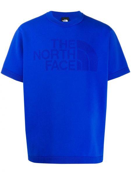 T-shirt z printem - czarna The North Face Black Series