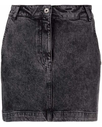 Czarna spódnica bawełniana Patrizia Pepe