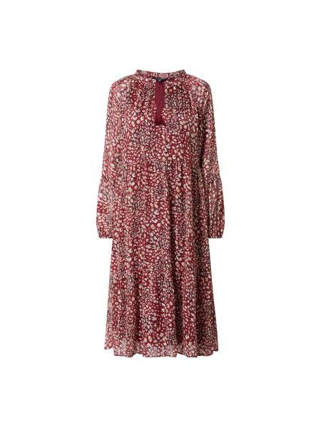 Sukienka rozkloszowana z wiązaniami Ilse Jacobsen