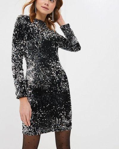 Вечернее платье - серебряное Modis