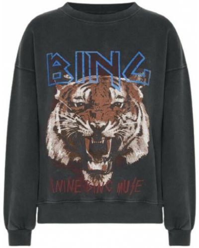 Czarna bluza dresowa Anine Bing