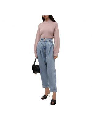 Кашемировый свитер - розовый Le Kasha
