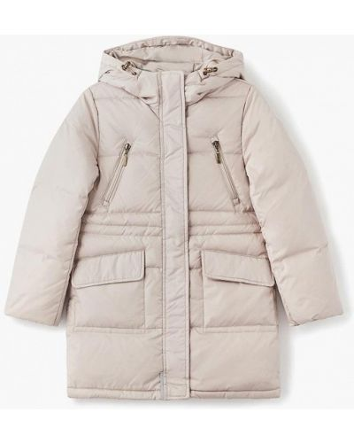 Бежевая куртка Sela