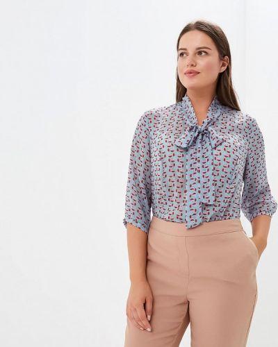 Бирюзовая блузка Intikoma