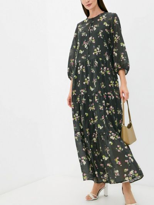 Зеленое платье летнее Gerry Weber
