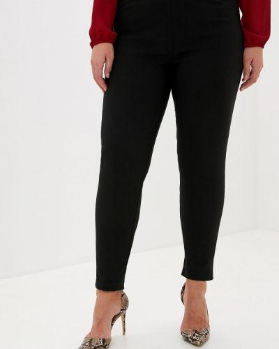 Черные джинсы Over