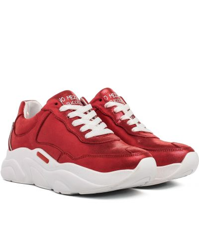 Кроссовки - красные Ditas