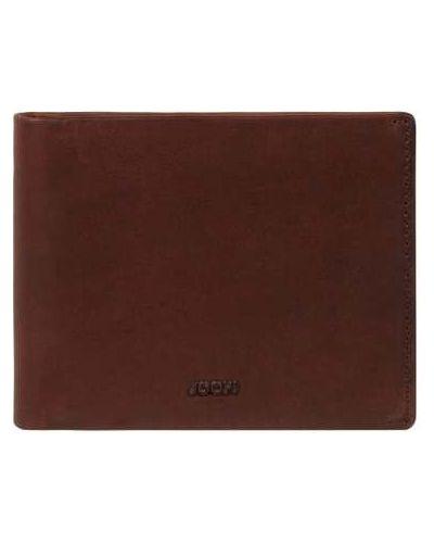 Brązowy portfel skórzany Joop! Collection
