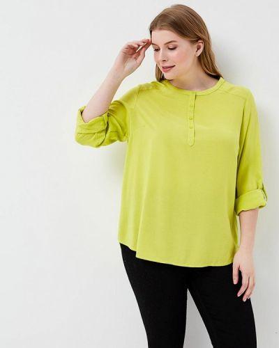 Желтая блузка Modis