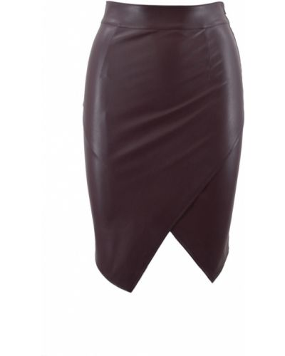 Fioletowa spódnica Patrizia Pepe