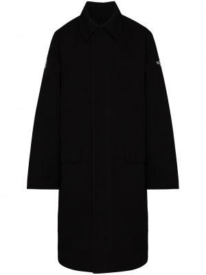 Czarny płaszcz wełniany The North Face Black Series