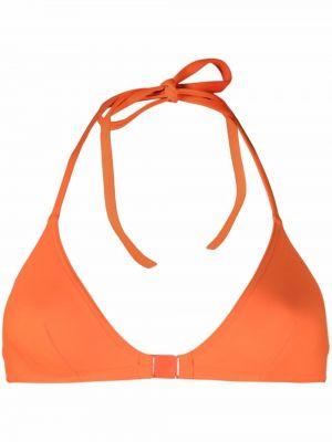 Pomarańczowy bikini Eres