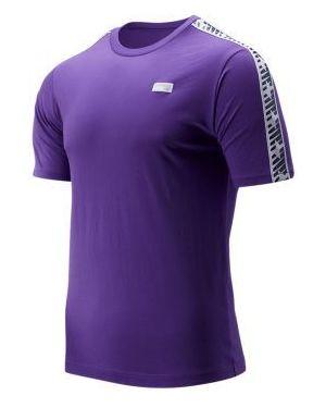 T-shirt bawełniana New Balance