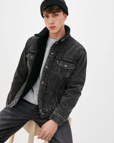 Серая джинсовая куртка Levi's®
