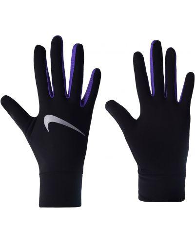 Ciepłe rękawiczki z siateczką Nike