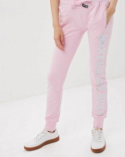 Спортивные брюки розовый турецкий Boxeur Des Rues