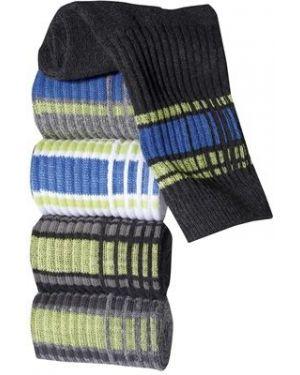 Спортивные носки в полоску текстильный Atlas For Men