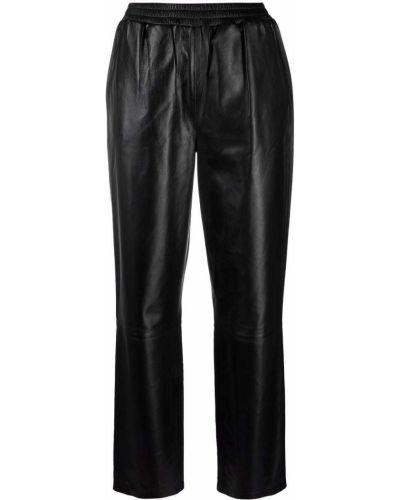 Черные прямые брюки Arma