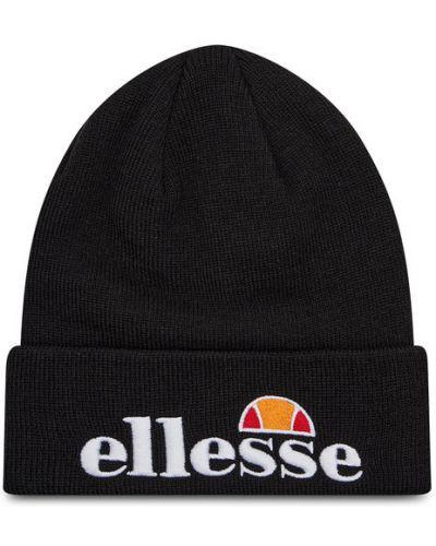 Czarna czapka beanie Ellesse