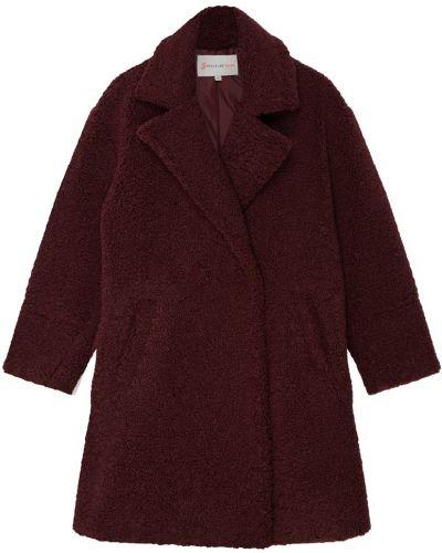 Пальто оверсайз плюшевое Paul & Joe Sister