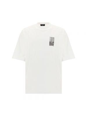 T-shirt - biała Balenciaga