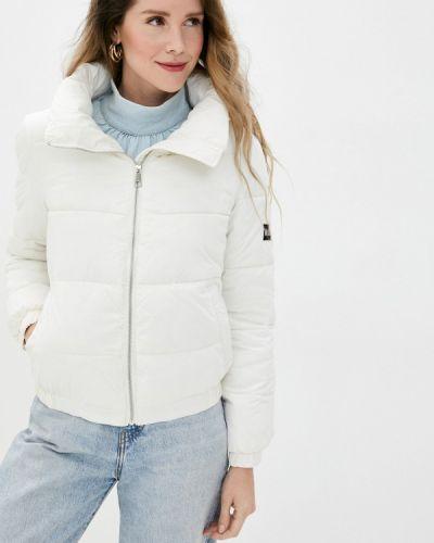 Теплая белая куртка Fadjo