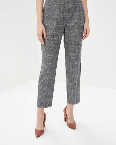 Серые классические брюки Selected Femme