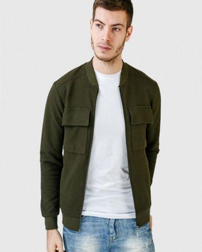 Куртка - зеленая Figo