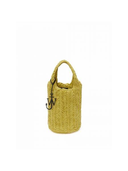 Żółta torebka Jw Anderson