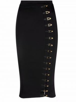 Czarna złota spódnica Murmur