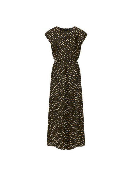 Платье шелковое из вискозы Tara Jarmon