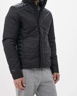 Утепленная куртка осенняя осенний Puma