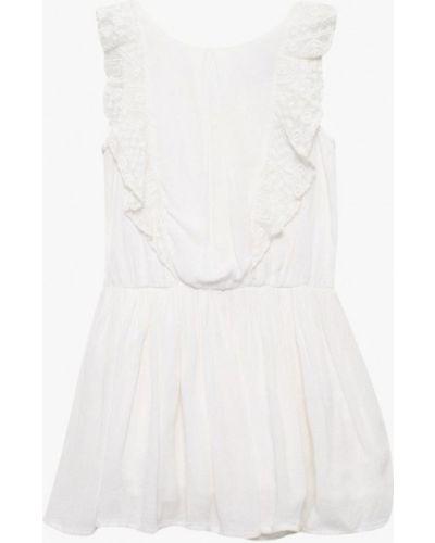 Белое платье 3 Pommes